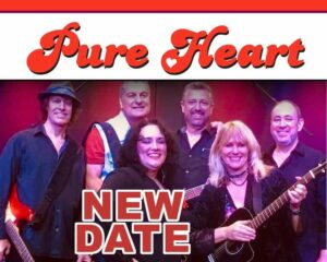 Pure Heart at Circle Square Cultural Center in Ocala, FL December 11, 2021